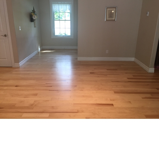 Maple 2nd and Better Prefinished Flooring