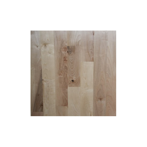 Yellow Birch 3rd Grade Unfinished Flooring