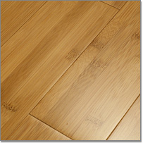 Bamboo Horizontal Carbonized Prefinished Flooring