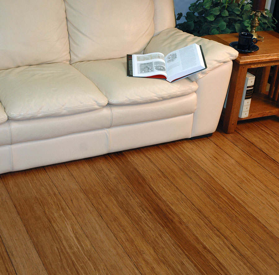 Strand Bamboo Moso Bamboo 3 mm Wear Layer Engineered Flooring