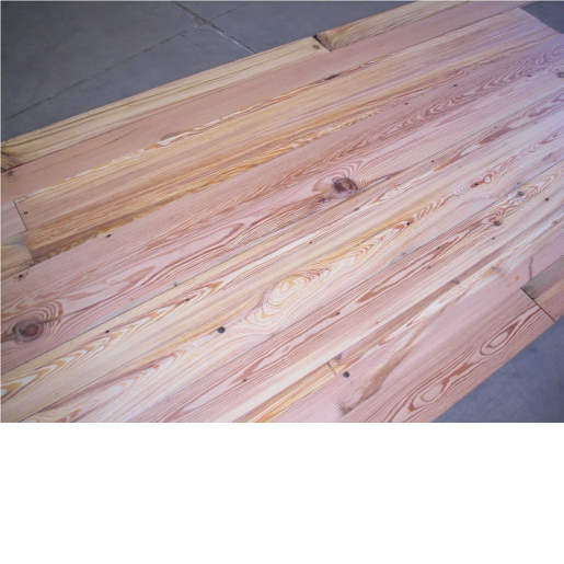 Heart Pine #2 and Better 4mm Wear Layer Engineered Unfinished Flooring