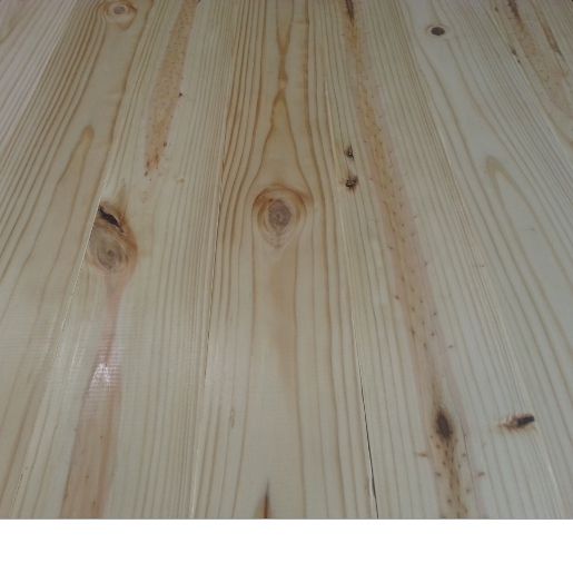 Southern Yellow Pine #2 & Better Unfinished Flooring