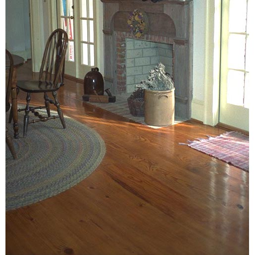 Southern Yellow Pine Hardwood Flooring Prefinished