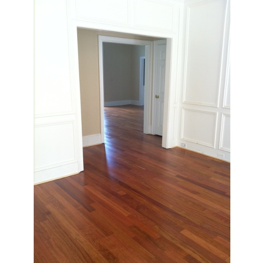 Brazilian Cherry Select and Better 3mm Wear Layer Engineered Prefinished Flooring