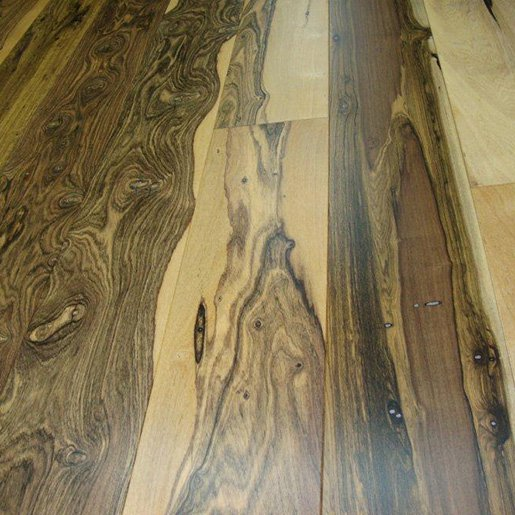 Brazilian Hickory Clear Prefinished Flooring