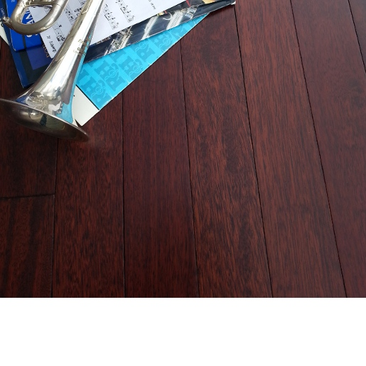 Kempas #1 Common and Better Prefinished Flooring