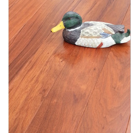 Patagonian Rosewood Prefinished Clear Prefinished Flooring
