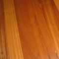 Genuine Mahogany  Unfinished Flooring