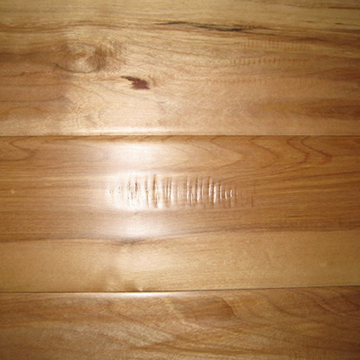 Rustic Hardwood Flooring Tips And Suggestion: Birch Natural Prefinished Handscraped Rustic 5923