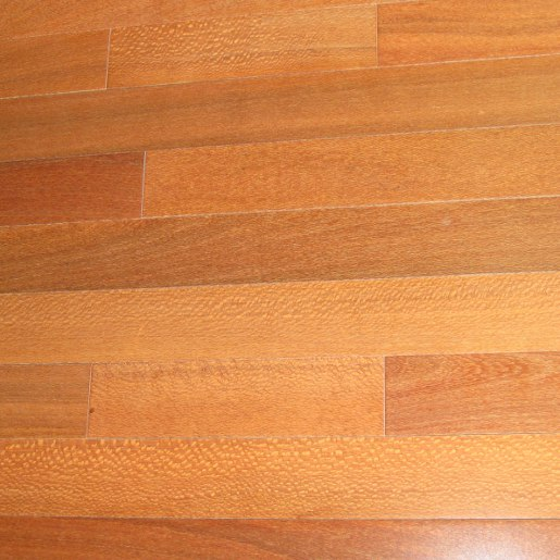 Lacewood / Leopardwood Clear Prefinished Flooring