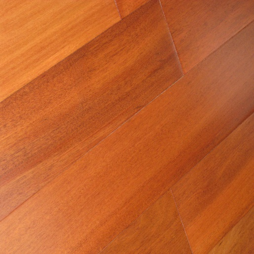 Royal Mahogany Clear Mixed Unfinished Flooring