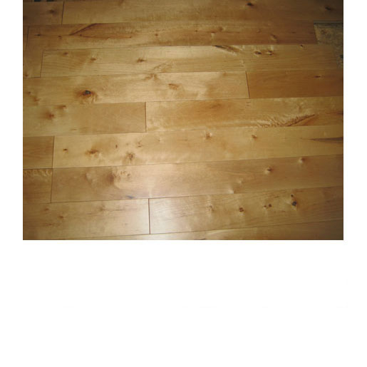 Birch #1 Common and Better Prefinished Flooring