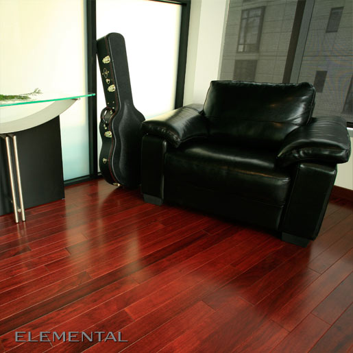 Patagonian Rosewood Prefinished Clear Flooring