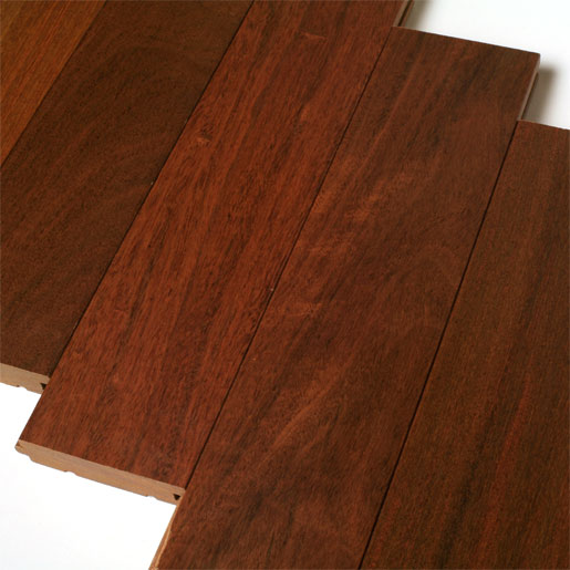 Ipe Clear Prefinished Flooring