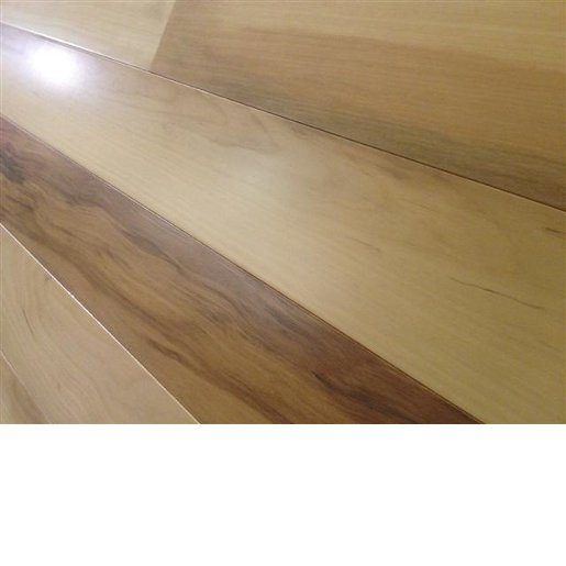 Capirona amazon maple hardwood flooring prefinished for Prefinished flooring
