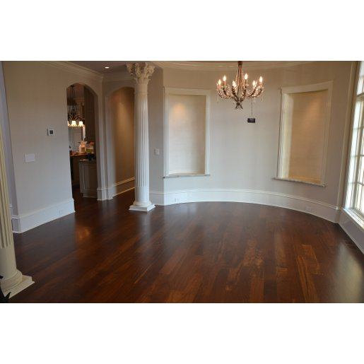 Sucupira Clear Unfinished Flooring