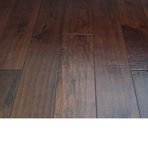 Walnut Mill Run 2.4mm Wear Layer Engineered Prefinished Flooring