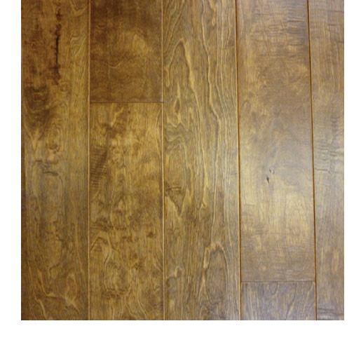 Birch Select 1.5 mm Wear Layer Engineered Prefinished Flooring
