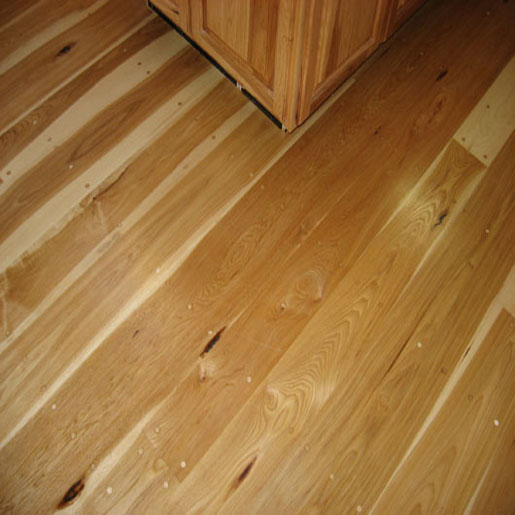Hickory Select and Better 4.7mm Wear Layer Engineered Unfinished Flooring