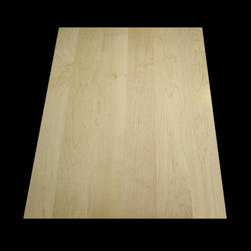 Maple Select and Better 5mm Wear Layer Engineered Unfinished Flooring