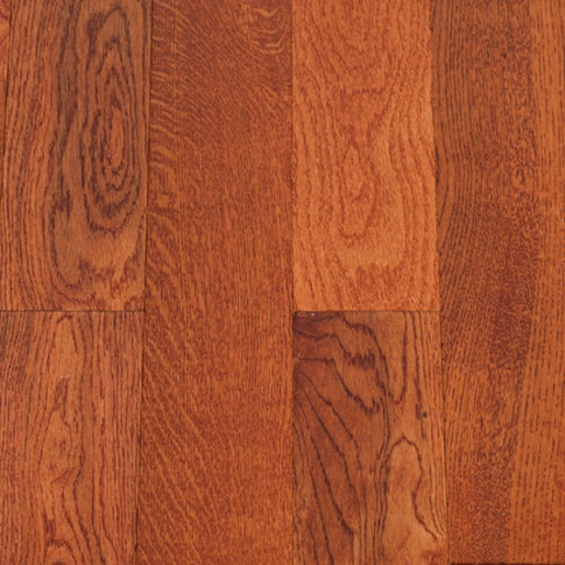 White Oak Select 2.2mm Wear Layer Engineered Prefinished Flooring