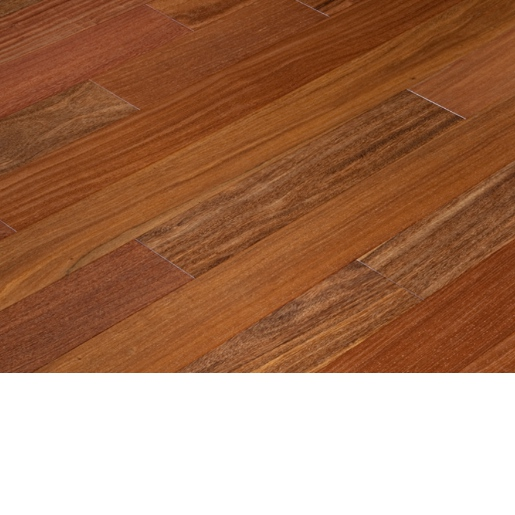 Cumaru Mill Run 2mm Wear Layer Engineered Prefinished Flooring