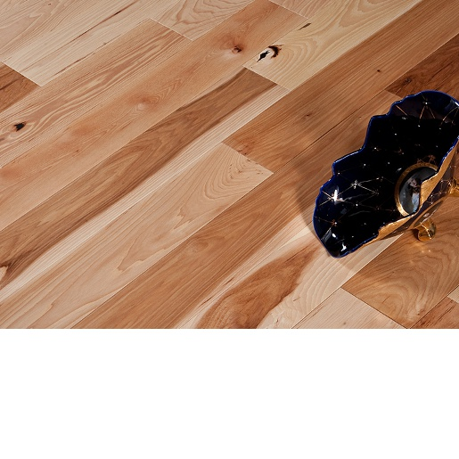 Hickory Mill Run 4mm Wear Layer Engineered Prefinished Flooring