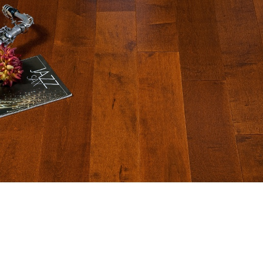 Maple Mill Run 4mm Wear Layer Engineered Prefinished Flooring