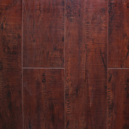 Laminate Royal Mahogany Laminate Distressed Ac3 Click 4987