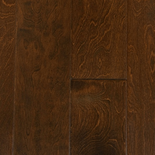 Birch Rustic 2.4mm Wear Layer Engineered Prefinished Flooring