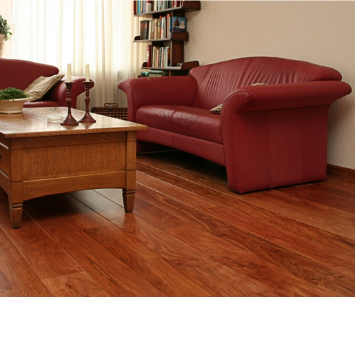Patagonian Rosewood Select and Better 3mm Wear Layer Engineered Prefinished Flooring