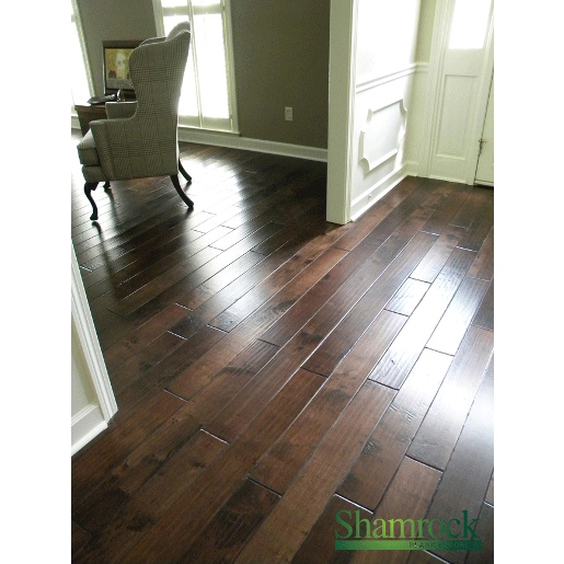 Maple Natural 3mm Wear Layer Engineered Prefinished Flooring