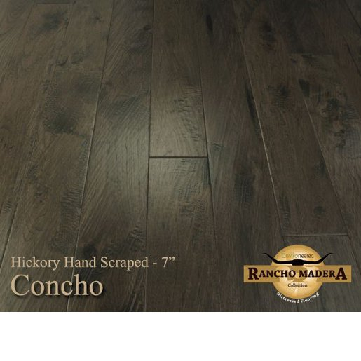 Hickory Concho Engineered Character 5166