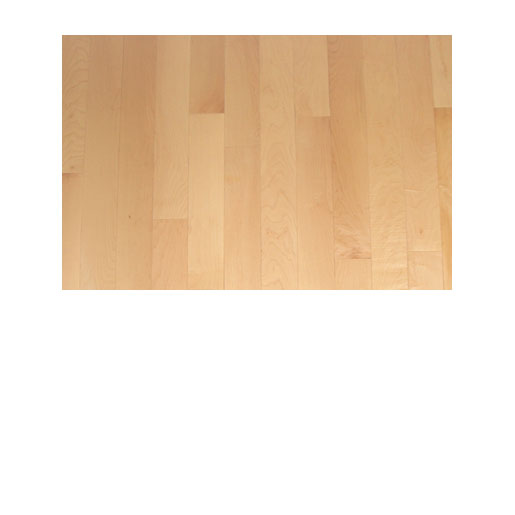 Maple Premium White Prefinished Flooring