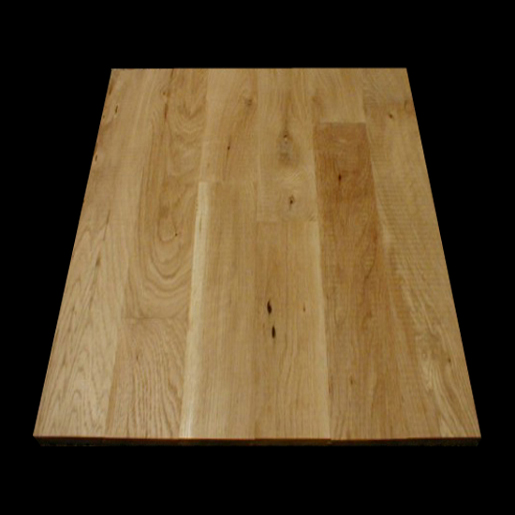 White Oak Natural 4.5mm Wear Layer Engineered Unfinished Flooring