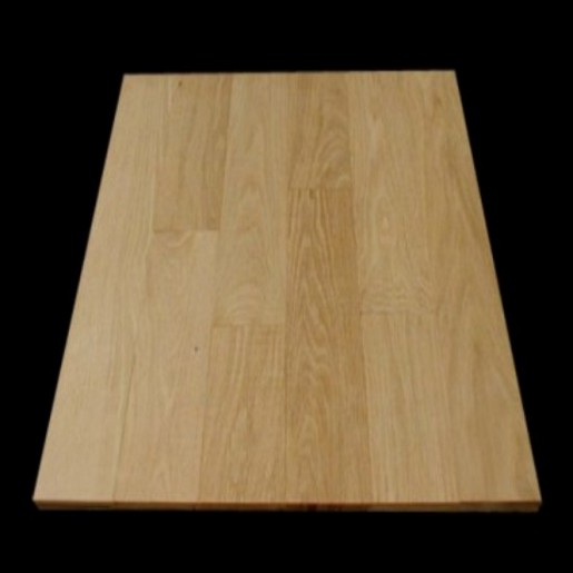 White Oak Select and Better 4mm Wear Layer Engineered Unfinished Flooring