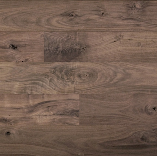 Walnut Rustic Unfinished Flooring