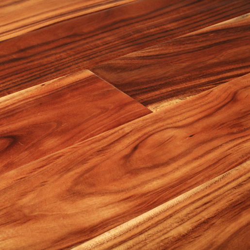 Acacia Select and Better 5mm Wear Layer Engineered Prefinished Flooring