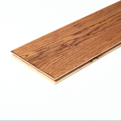 White Oak Select and Better 3mm Wear Layer Engineered Prefinished Flooring