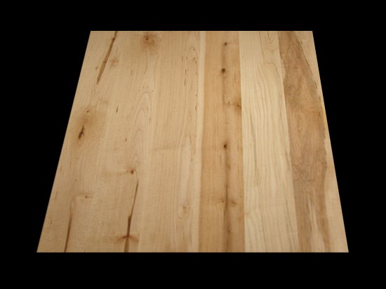 Maple Natural 4.5mm Wear Layer Engineered Unfinished Flooring