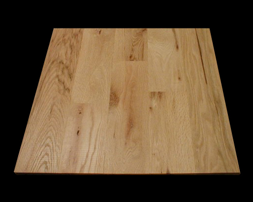 Red Oak Character 4 mm Wear Layer Engineered Unfinished Flooring