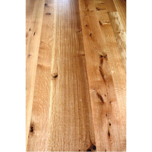 White Oak #2 Com Unfinished Flooring