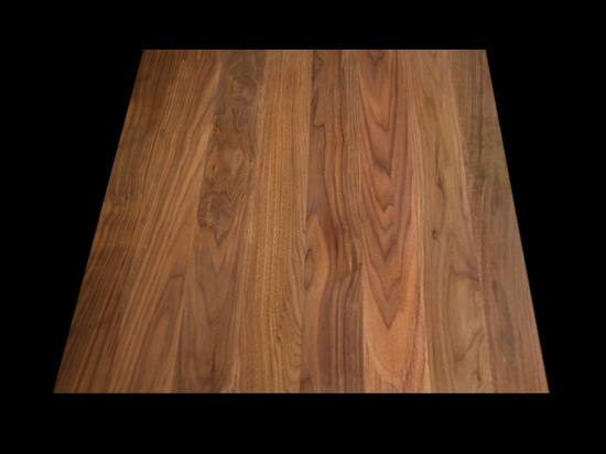Walnut Select and Better 4mm Wear Layer Engineered Unfinished Flooring