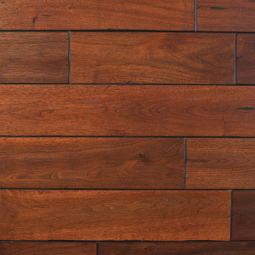 Walnut Select and Better 3.2mm Wear Layer Engineered Prefinished Flooring