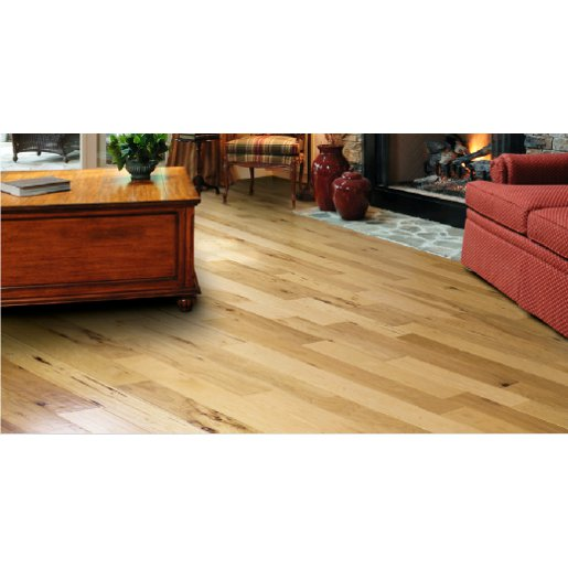 Hickory Select 2mm Wear Layer Engineered Flooring