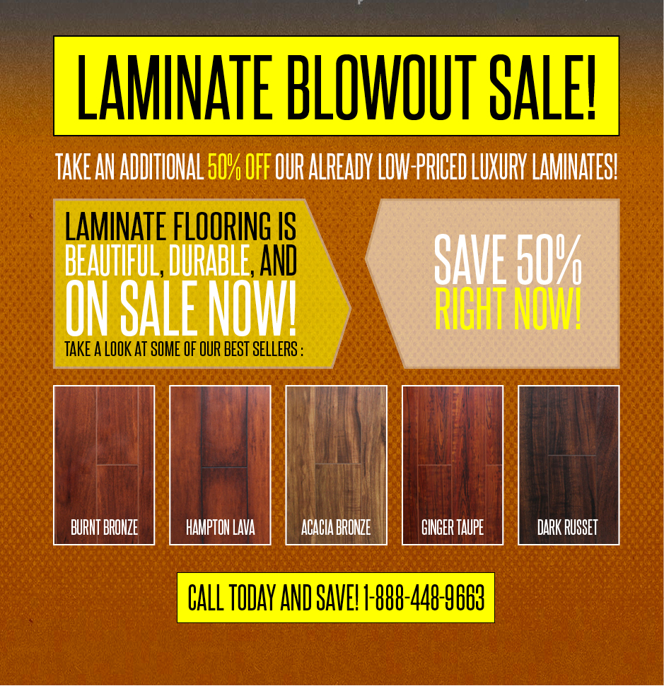 Laminate flooring sale fantastic floor for Laminate flooring sale